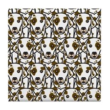Dalmatians Tile Coaster