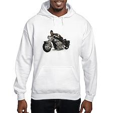 Hooded Turtle Sweatshirt