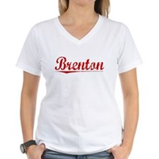 Brenton, Vintage Red Shirt