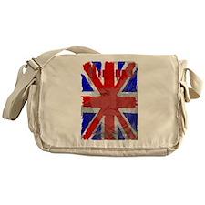 Churchill Union Jack Messenger Bag