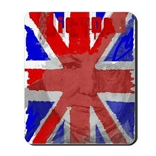 Churchill Union Jack Mousepad