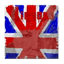 Churchill Union Jack Tile Coaster