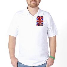 Churchill Union Jack T-Shirt