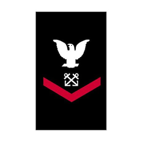 Navy BM3<BR> Sticker