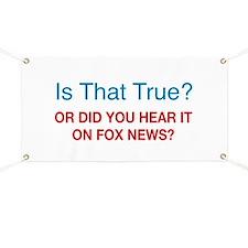 Anti Fox News Banner