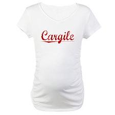 Cargile, Vintage Red Shirt