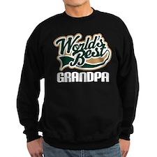 Grandpa (Worlds Best) Gift Sweatshirt