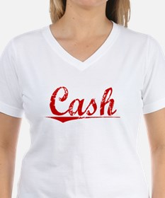 Cash, Vintage Red Shirt