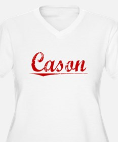 Cason, Vintage Red T-Shirt