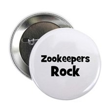 ZOOKEEPERS Rock Button