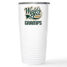 Gramps Gift (Worlds Best) Travel Mug