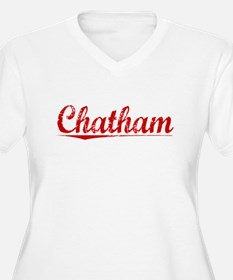 Chatham, Vintage Red T-Shirt
