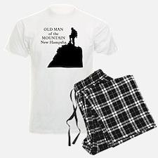 Old Man of the Mountain pajamas