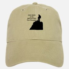 Old Man of the Mountain Baseball Baseball Cap