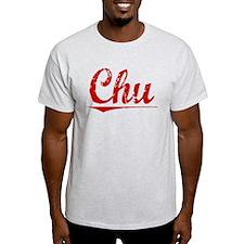 Chu, Vintage Red T-Shirt