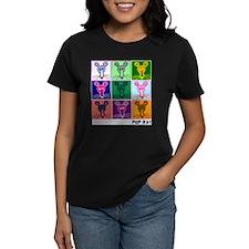 Pop Rat Ash Grey T-Shirt T-Shirt