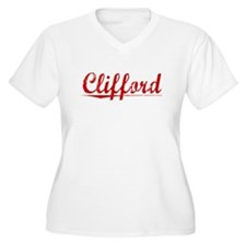 Clifford, Vintage Red T-Shirt