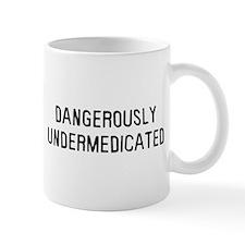 Danger Undermed Mug