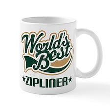 Zipliner (Worlds Best) Gift Mug