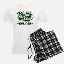 Zipliner (Worlds Best) Gift Pajamas