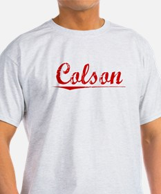 Colson, Vintage Red T-Shirt
