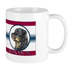 Rottie United Paws Mug