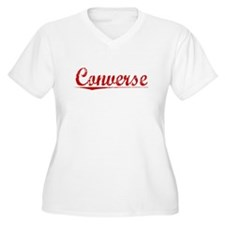 Converse, Vintage Red T-Shirt