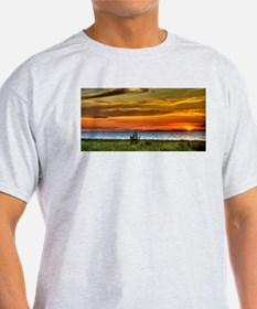 Chicago on the Horizon T-Shirt