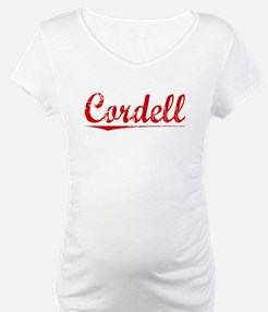 Cordell, Vintage Red Shirt