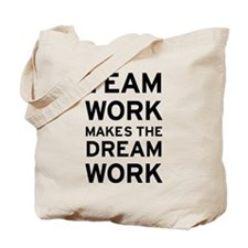 Team Dream Tote Bag