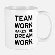Team Dream Small Mugs