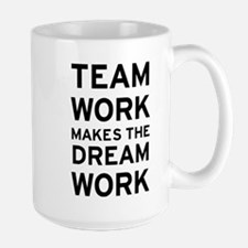 Team Dream Large Mug