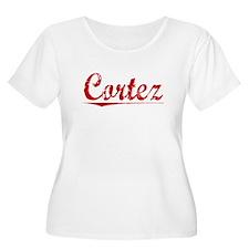 Cortez, Vintage Red T-Shirt