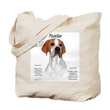 Pointer Tote Bag