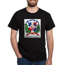 DR Black T-Shirt