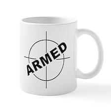 Armed Mug with 2nd Ammendment