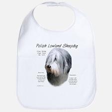 Polish Lowland Sheepdog Bib