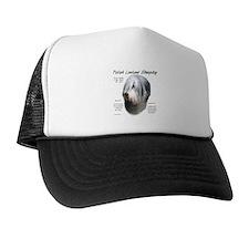 Polish Lowland Sheepdog Trucker Hat