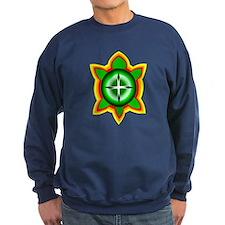SOUTHEASTERN TRIBAL TURTLE Sweatshirt