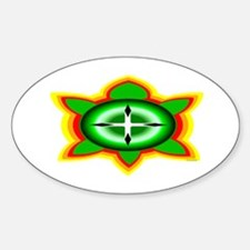 SOUTHEASTERN TRIBAL TURTLE Decal