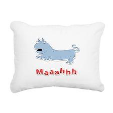 Animal Rectangular Canvas Pillow