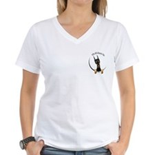 Pocket Doberman IAAM Shirt