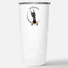 Doberman IAAM Travel Mug