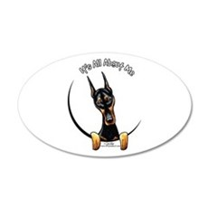 Doberman IAAM Wall Decal