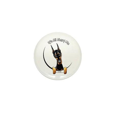 Doberman IAAM Mini Button