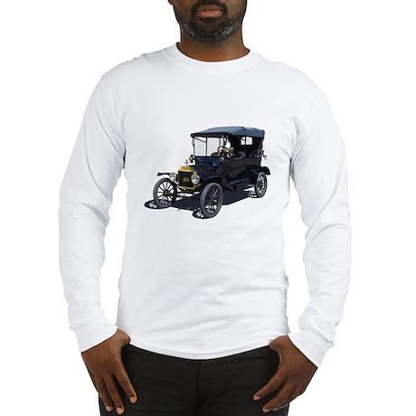 ModelT-TC-10 Long Sleeve T-Shirt