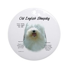 OES Ornament (Round)