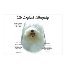OES Postcards (Package of 8)