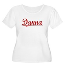 Danna, Vintage Red T-Shirt