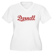 Darnell, Vintage Red T-Shirt